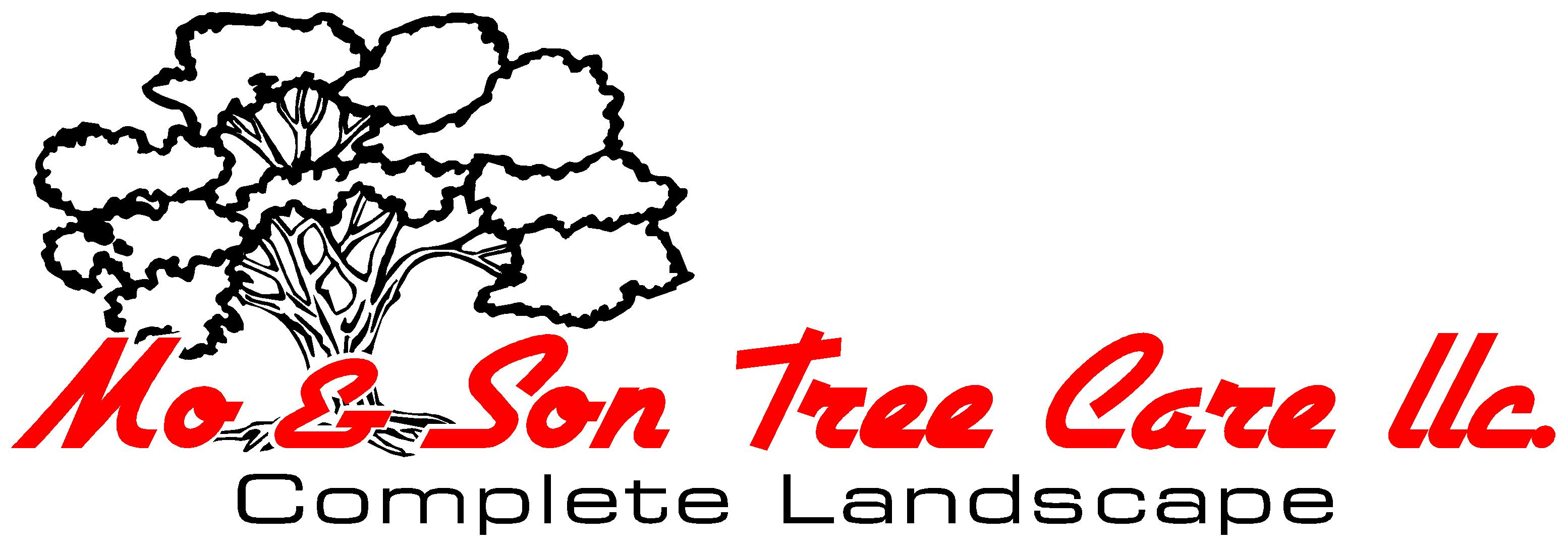 Mo & Sons Tree Care Logo